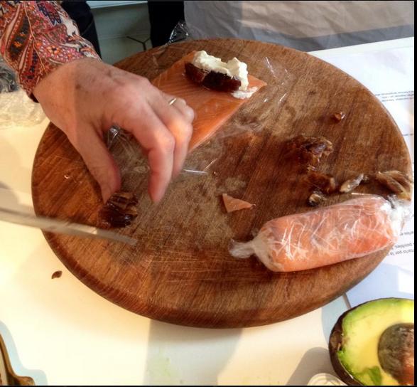 rollito de salmon noviembre 2013